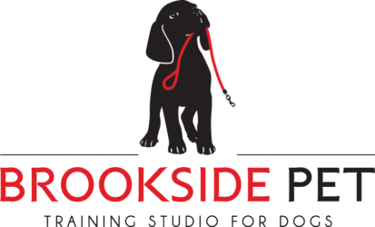 Brookside Pet Training Studio for Dogs Logo